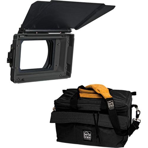 OConnor O-BOX Matte Box Kit with Porta Brace Case