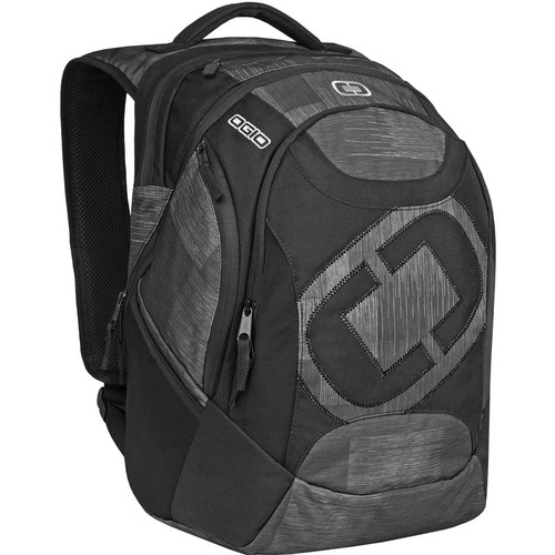 """OGIO Privateer Backpack with 17"""" Laptop Pocket (Charcoal)"""