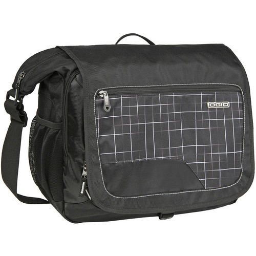 OGIO Intern Messenger Shoulder Bag (Black)