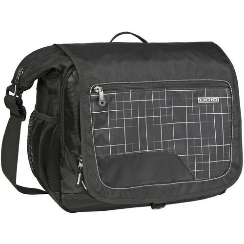 OGIO Intern Messenger Shoulder Bag (Black)