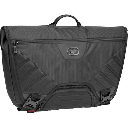 OGIO Bolt RSS Messenger Bag (Black)