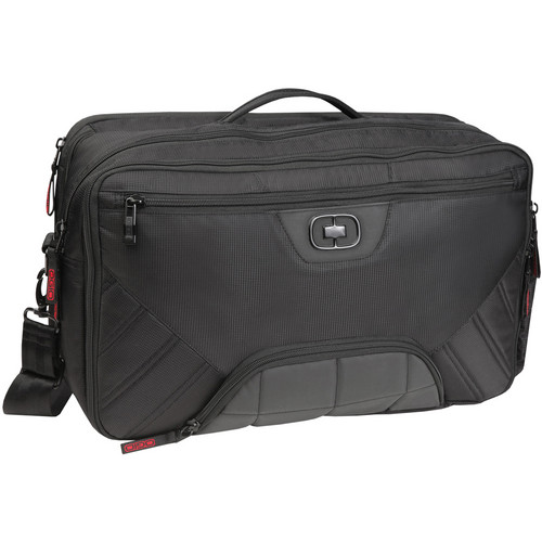 OGIO Emissary Messenger Bag (Black)