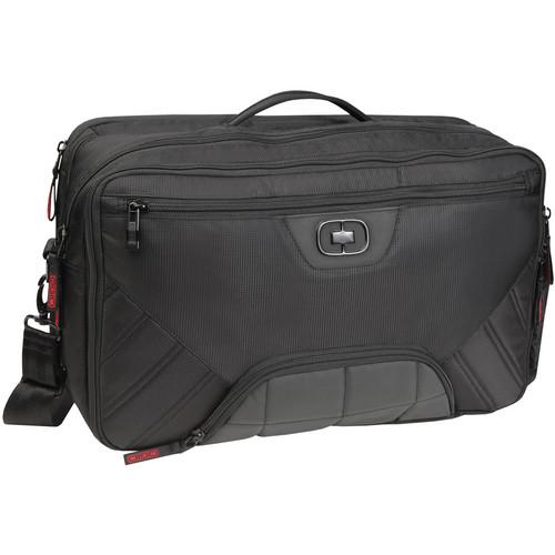 OGIO Emissary Messenger Bag (Black)