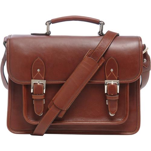 ONA The Brooklyn Shoulder Bag (Chestnut)