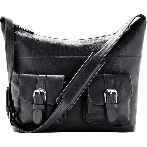 ONA The Venice Shoulder Bag (Black)