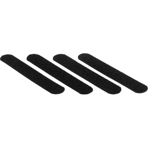 OP/TECH USA Secure-Its (4-Pack, Black)
