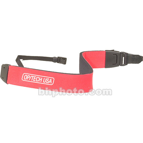 OP/TECH USA Fashion Strap-Bino (Red)