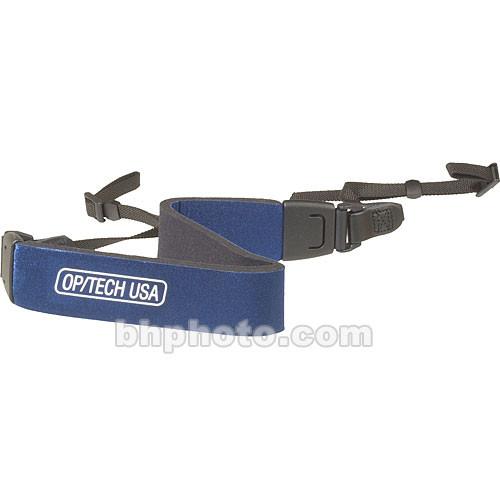OP/TECH USA Fashion Strap-Bino (Navy Blue)