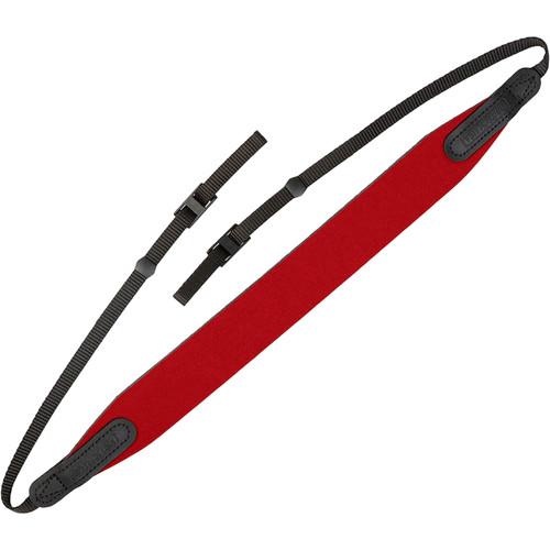 OP/TECH USA E-Z Comfort Strap (Red)