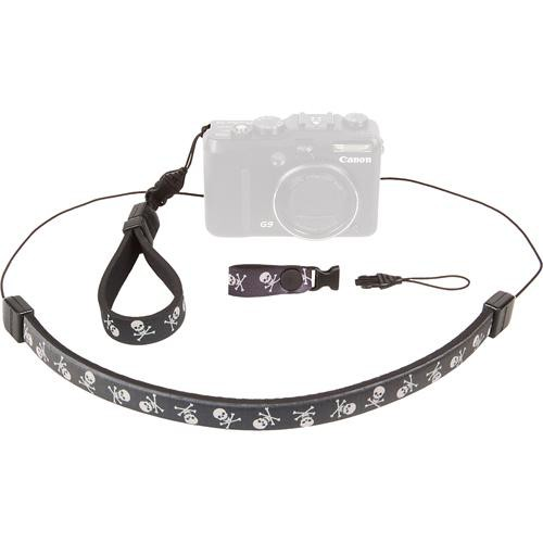 OP/TECH USA Compact Strap Trio (Skull Pattern)