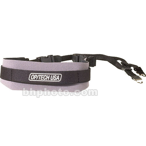 OP/TECH USA Super Pro Strap (Steel Gray)