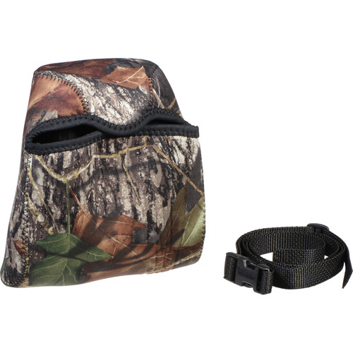 OP/TECH USA Soft Pouch - Bino, Large (Nature)