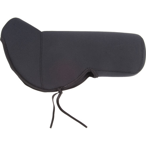 OP/TECH USA Soft Pouch-Scope Angled (Medium, Black)