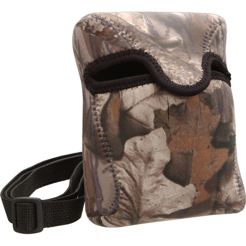 OP/TECH USA Soft Pouch - Bino, Roof Prism Small (Nature)