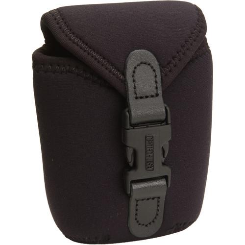 OP/TECH USA Soft Photo/Electronics Wide Body Pouch, Small (Black)