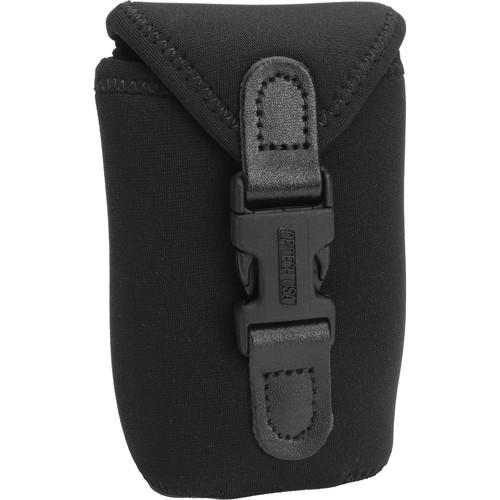 OP/TECH USA Soft Photo/Electronics Wide Body Pouch, Mini (Black)