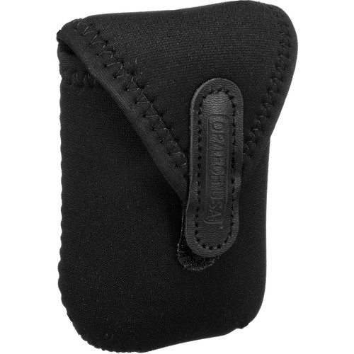 OP/TECH USA Soft Photo/Electronics Pouch, Mini (Black)