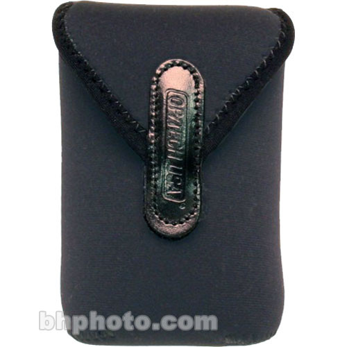 OP/TECH USA Soft Pouch-PDA/Cam (Black)