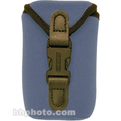 OP/TECH USA Soft Photo/Electronics Wide Body Pouch, Mini (Royal Blue)