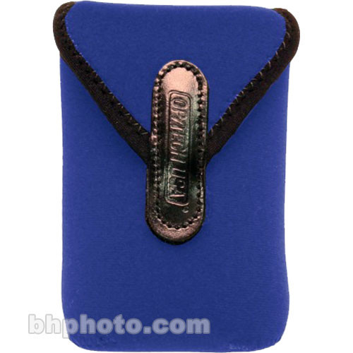 OP/TECH USA Soft Pouch-PDA/Cam (Royal Blue)