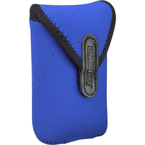 OP/TECH USA PDA/Cam Micro Soft Pouch (Royal Blue)