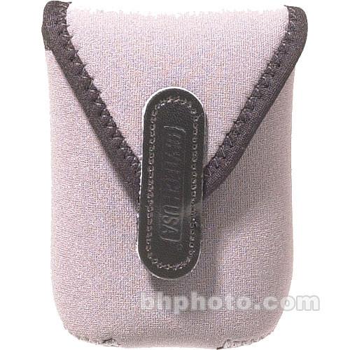 OP/TECH USA Soft Photo/Electronics Pouch, Mini (Steel Gray)