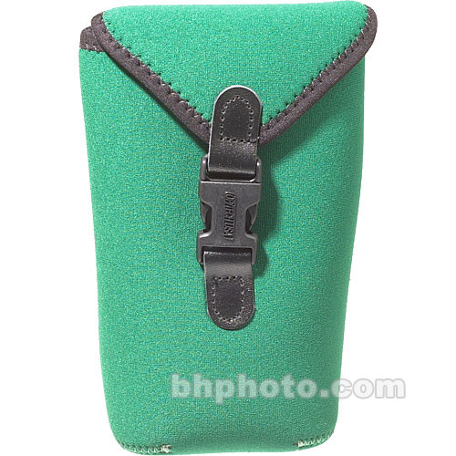 OP/TECH USA Soft Photo/Electronics Pouch, Large (Forest Green)