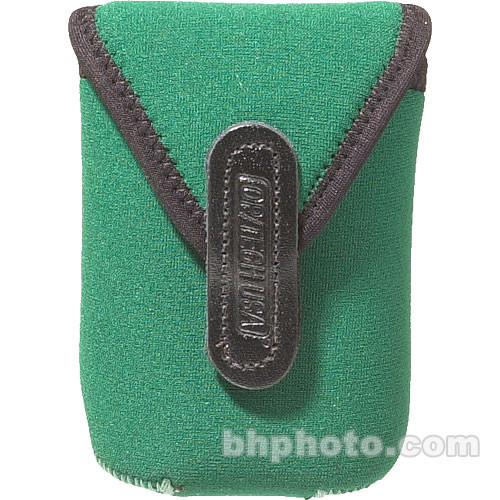 OP/TECH USA Soft Photo/Electronics Pouch, Mini (Forest Green)
