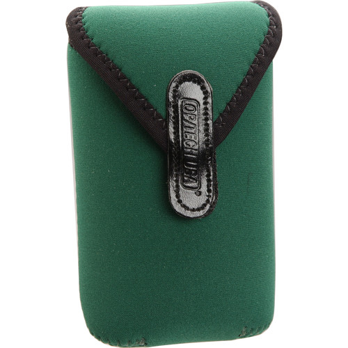 OP/TECH USA PDA/Cam Macro Soft Pouch (Forest Green)