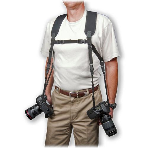 "OP/TECH USA Dual Harness 3/8"" Cord Version (Extra-Long)"