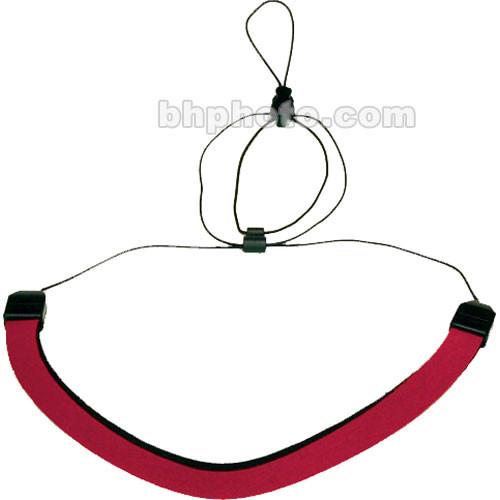 OP/TECH USA Mini Loop Strap-QD (Wine Red)