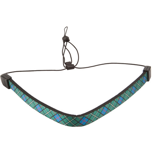 OP/TECH USA Mini Loop Strap-QD (Green Plaid)