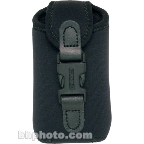 OP/TECH USA Phone/Radio Soft Pouch, Shortie (Black)