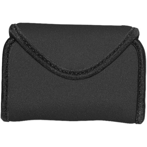 OP/TECH USA Snappeez Soft Pouch, Medium Horizontal (Black)