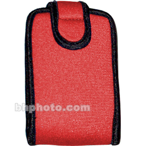 OP/TECH USA Snappeez Soft Pouch, Small (Red)