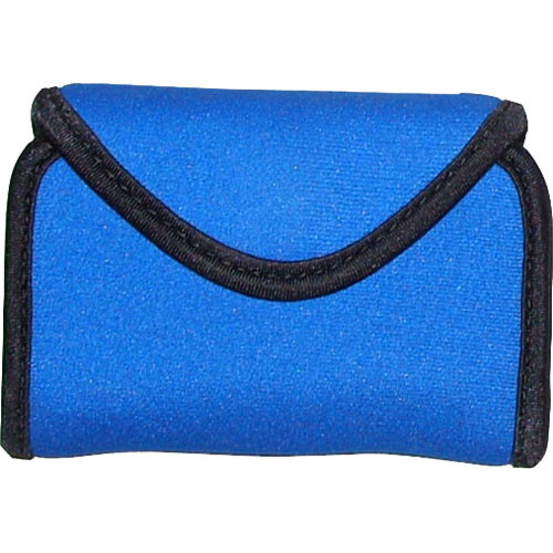 OP/TECH USA Snappeez Soft Pouch, Medium Horizontal (Royal Blue)