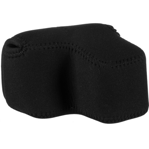 OP/TECH USA Digital D Soft Pouch, Offset (Black)