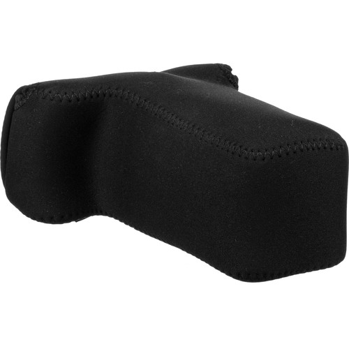 OP/TECH USA D-SLR Zoom Digital D Series Soft Pouch (Black)
