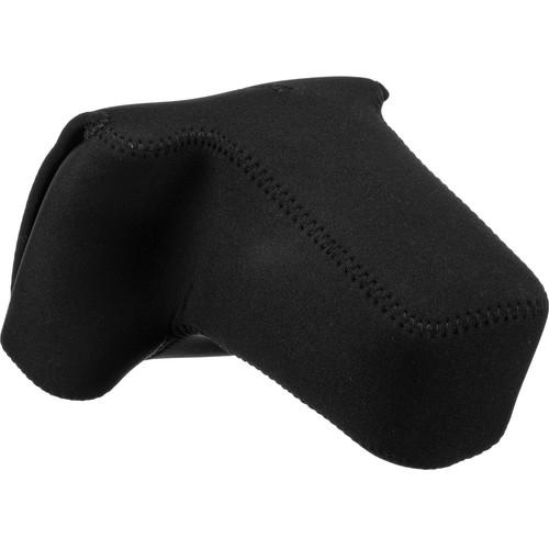 OP/TECH USA D-Pro Zoom SLR Digital D-Series Soft Pouch (Black)