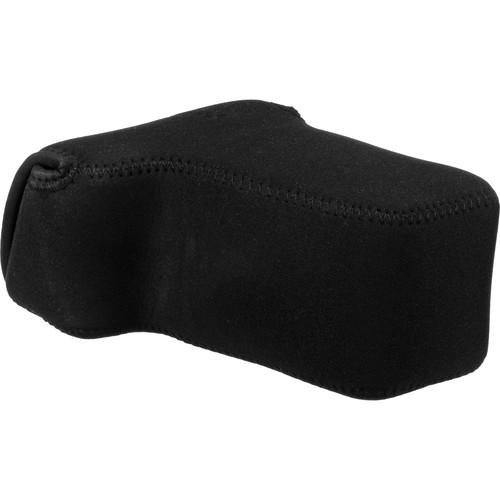 OP/TECH USA D-Midsize Zoom Digital D Series Soft Pouch (Black)