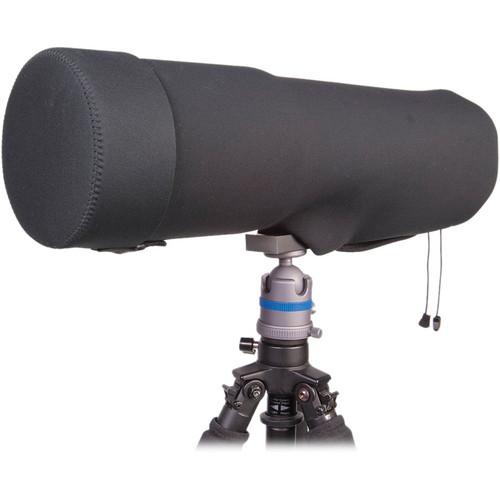 OP/TECH USA MSC-3 Mega Shoot Cover (Black)