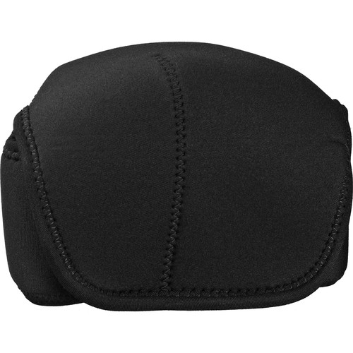 OP/TECH USA Soft Pouch Body Cover for DSLR (Auto, Black)