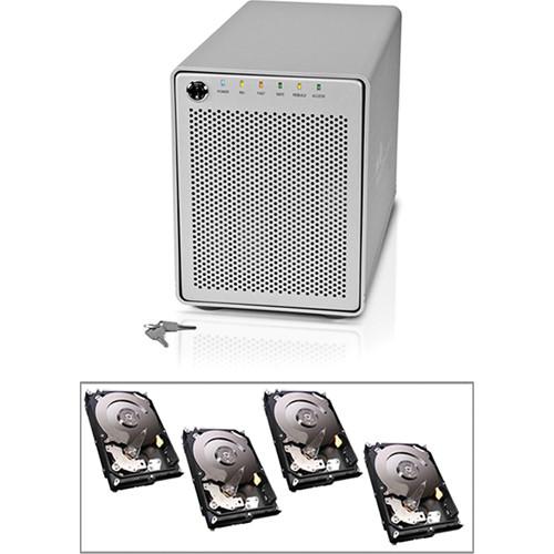 OWC / Other World Computing 12TB (4 x 3TB) Mercury Elite Pro Enterprise RAID Solution Kit