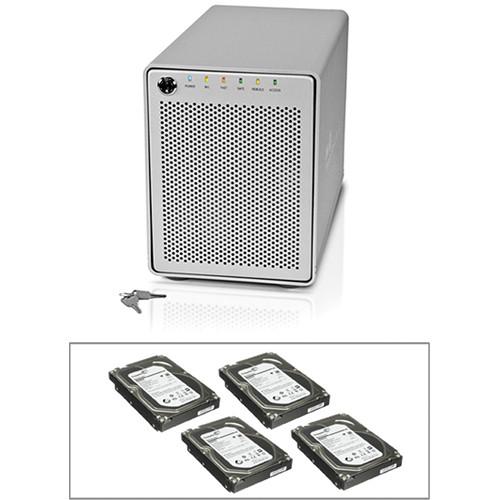 "OWC / Other World Computing 12TB (4 x 3TB) Mercury Elite Pro RAID With 3.5"" SATA Hard Drives Kit"
