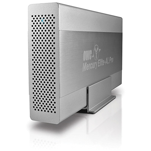 OWC / Other World Computing Mercury Elite-AL Pro Quad-Interface External Hard Drive (1TB)