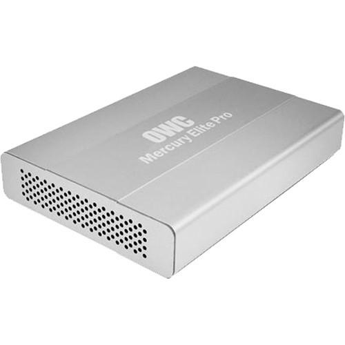 OWC / Other World Computing Mercury Elite-AL Pro Mini Quad-Interface Storage Solution (500GB)