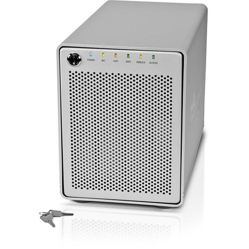 OWC / Other World Computing Mercury Elite Pro Qx2 RAID Solution (2 TB, Enterprise)