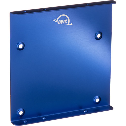 """OWC / Other World Computing 2.5"""" (13 cm) to 3.5"""" (8.9 cm) Drive Adapter Bracket"""