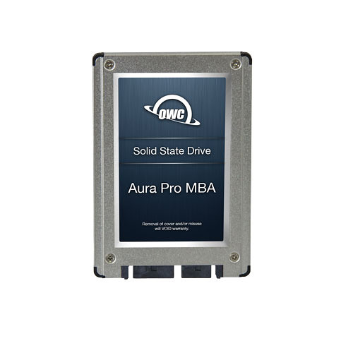 OWC / Other World Computing 120GB Mercury Aura Pro MBA Solid State Drive