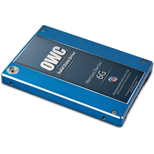 OWC / Other World Computing 120GB Mercury Electra 6G Solid State Drive